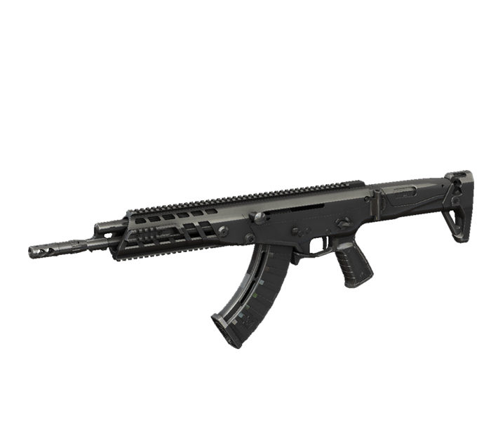 The AK ALFA #AKS – 7.62